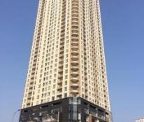 Cần bán  chung cư SME  Hoàng Gia,  Tầng 12, DT 132 m2,  LÔ góc, 3 điều hoà, 3NL, Tủ âm tường