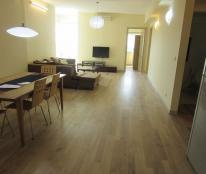 Cho thuê căn hộ 3 phòng ngủ, đủ đồ tòa E04 Ciputra, LH: Ms. Hoa 0986397073