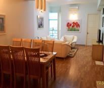 Cho thuê căn hộ 3 phòng ngủ, đủ đồ tòa E05 Ciputra LH: Ms. Hoa 0986397073