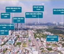 Căn hộ MT Tạ Quang Bửu ngay bến xe Quận 8 chỉ 1.5 tỷ/căn 2PN 84m2. Cơ hội nhận xe Mazda 3