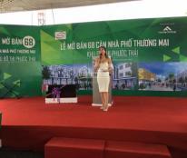 à phố thương mại KDC Phước Thái, ngay TTTM mặt tiền 60m 0981.96.56.96