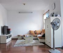 Cho thuê căn hộ Sacomreal 584, Tân Phú. DT 82m2, 2PN, giá 8tr/th, full nội thất