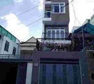 Mặt tiền, đường Lê Hồng Phong, Phường 2, Quận 10. (4.2x15m)