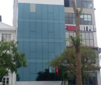 Bán gấp tòa văn phòng 8 tầng mặt phố Nhân Hòa, giá 20 tỷ