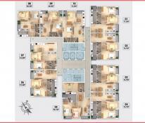 Chính chủ cần tiền bán chung cư South Building 1204, diện tích 76m2, giá 20.5tr/m2: 0961637026