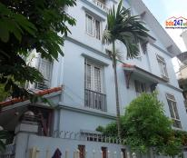 Cho thuê biệt thự mặt Hồ Tây, phố Nguyễn Đình Thi, Thụy Khuê, Tây Hồ, Hà Nội