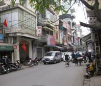 SĐCC mặt phố Hàng Cháo 50m2, nở hậu, thang máy, giá 19 tỷ