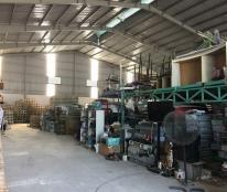 Cần tiền bán nhà xưởng Đức Hòa, Long An. DT: 2134 m2; 12,5 tỷ