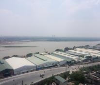 Chính chủ bán căn góc 1604 tòa B Chung Udic 122 Vĩnh Tuy, 2 mặt view sông Hồng