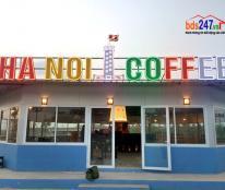 Sang nhượng quán cafe trong KĐT mới thị trấn Chờ, Yên Phong, Bắc Ninh