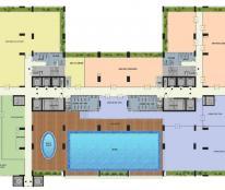 bán căn 3 pn dự án Riverside Garden gần Ngã Tư Sở giá chỉ 27 tr/m