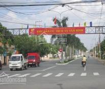 Bán đất nền dự án khu dân cư dịch vụ Tân Bình, Dĩ An, Bình Dương. Diện tích 125m, giá 1.5 tỷ