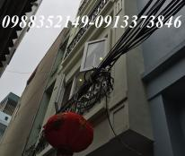 Chính chủ 1.75 tỷ Ngõ Phố Hà trì-Đa sỹ (34m2*5 tầng-3PN),về ở ngay.0988352149