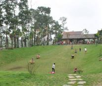 Cách Hà Nội 63km biệt thự nghỉ dưỡng Vườn Vua Resort