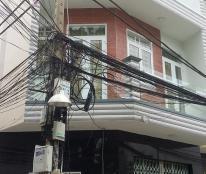 Bán nhà đường Ni Sư Hùynh Liên, P10, Q. Tân Bình, 4.3x12m, 3.7tỷ, 3lầu, nhà mới, 0918303993