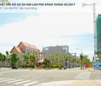 Chính chủ cần bán gấp lô A1 và lô B1 hướng Đông Nam Him Lam Phú Đông
