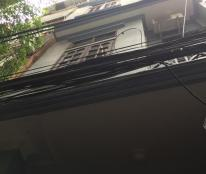 cho thuê nhà 50m2 *3.5 tầng khu phân lô phường Nhân Chính