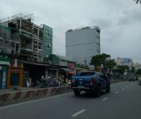Nhà cao tầng cho thuê vách tường MT Nguyễn Tất Thành, quận 4