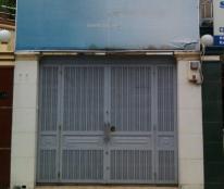 Bán gấp nhà mặt tiền Huỳnh Tịnh Của, P12, Tân Bình 5X25m, cấp 4