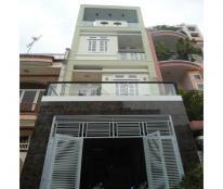 Gấp, bán nhà hẻm 12m Xuân Diệu, P. 4, Tân Bình, 4x20m, 3 lầu