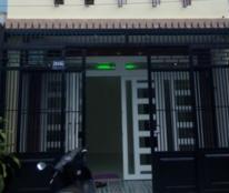 Bán nhà mặt tiền Trung Lang, P12, Tân Bình, 3.7x20m, cấp 4