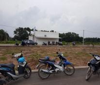 Đất Mặt tiền đường Nguyễn Khắc Hiếu, Bán  lô cuối cùng, sổ hồng riêng,thổ cư, 4tr5/m2