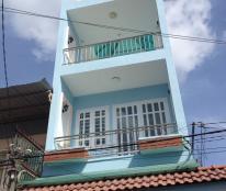 Bán nhà 1 trệt 2 lầu + 3 Phòng trọ 5x20m giá 2,85 tỷ, Hẻm 7m đường TTH 02, P.TTH, Q12.