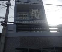 Bán nhà 1trệt2lầu 4x16m giá 2,65 tỷ,HXH đường Trần Thị Hè(HT42cũ)P.HT .Q12