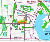 Chính chủ cần bán CH 12A-02 view hồ chung cư Lạc Hồng Lotus 1, Ngoại Giao Đoàn, Bắc Từ Liêm