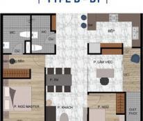 Bán căn hộ Centana Thủ Thiêm B25-08 chỉ chênh 250 triệu