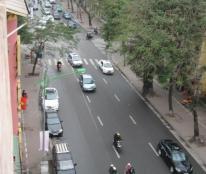 cc bán nhà mặt phố số 105 Nguyễn Thái Học,DT 248m2,MT 7m,nở hậu