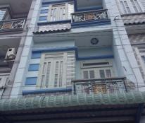 Bán nhà 1 trệt 2 lầu 3,4x11m giá 1.28 tỷ, Hẻm TTH13, P. TTH, Q12.Hồ Chí Minh