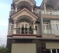 nhà HXH Đoàn Thị Điểm, Q.Phú Nhuận. DT: 4x13m.