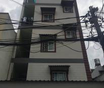 Bán gấp nhà Lê Văn Thọ 126m2, 4 lầu, 7.75 tỷ Phường 11 Gò Vấp.