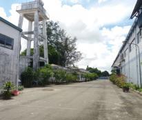 Cần bán đất + xưởng tại KCN Tây Bắc, Củ Chi, DT: 8452 m2, giá: 54 tỷ