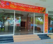 Cho thuê mặt bằng kinh doanh mặt phố Lê Trọng Tấn. DT 400m2, MT 40m, LH 0931733628