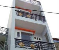 Bán nhà 3 lầu hẻm nội bộ 8m, Q1 giá cực tốt - Diện tích: 4,5x17,8m