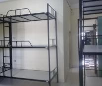 Cho ở ghép giường tầng cao cấp giá rẻ 400k thích hợp sinh viên và người đi làm.
