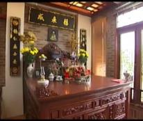 Nhà phân lô phố Hoàng Mai – Biệt thự nghỉ dưỡng giữa lòng thủ đô - ô tô vào nhà