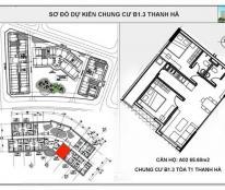 Chung cư T1 Thanh Hà Cienco 5 chuẩn bị xây tầng 1mở bán đợt 1.
