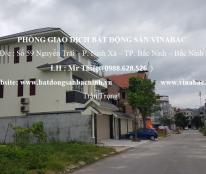 Bán lô đất dự án Cao Nguyên  Làn 2 Đường Ngọc Hân công chúa, TP Bắc Ninh