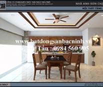 Cho thuê nhà 6 phòng khu Việt Trang, Ninh Xá, TP.Bắc Ninh