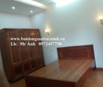 Cho thuê nhà 5 tầng 6 phòng đường Ngô Sĩ Liên, TP.Bắc Ninh