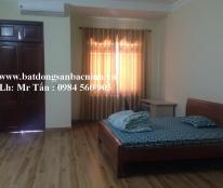 Cho thuê nhà 3 tầng 4 phòng khu k15, Ninh Xá, TP.Bắc Ninh