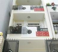 Bán gấp nhà MT Võ Văn Tần, P6, Quận 3, DT: 4x19m, trệt 3L, thang máy, giá: 27 tỷ