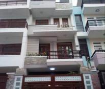 Bán nhà hẻm 10m Lý Thường Kiệt, P8, Tân Bình 4.8X16m, 3 lầu đẹp