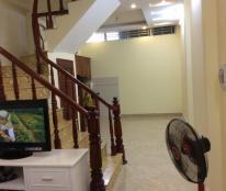 Cần bán nhà 4 tầng x 42m2, ngõ 38 phố Văn Phú, Hà Đông, nhà gần chung cư Victoria.
