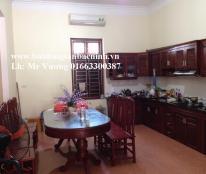 Cho thuê nhà 3 tầng 4 phòng đường Đăng Đạo, Phường Đại Phúc, TP.Bắc Ninh