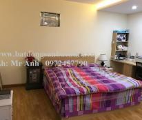 Cho thuê nhà chung cư Cát Tường CT1, Võ Cường, TP.Bắc Ninh