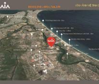Bán đất nền Gaia, KĐT trục 34m sau Cocobay, giá chỉ từ 350 triệu/nền. Tận hưởng dịch vụ 5* đẳng cấp